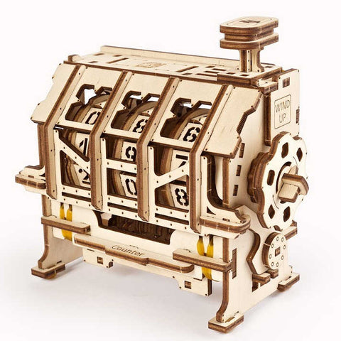 UGears Counter STEM LAB Educational Model Kit