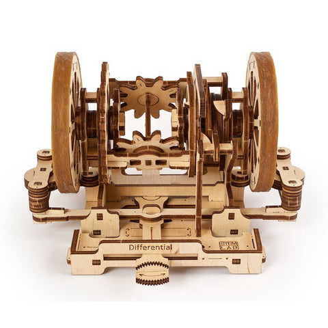 UGears Differential STEM LAB Educational Model Kit