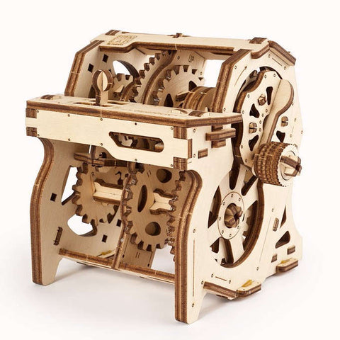 UGears Gearbox STEM LAB Educational Model Kit
