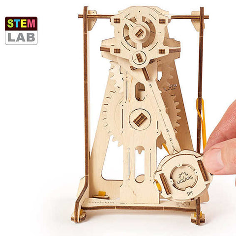UGears Pendulum STEM LAB Educational Model Kit
