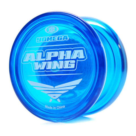 Alpha Wing Blue