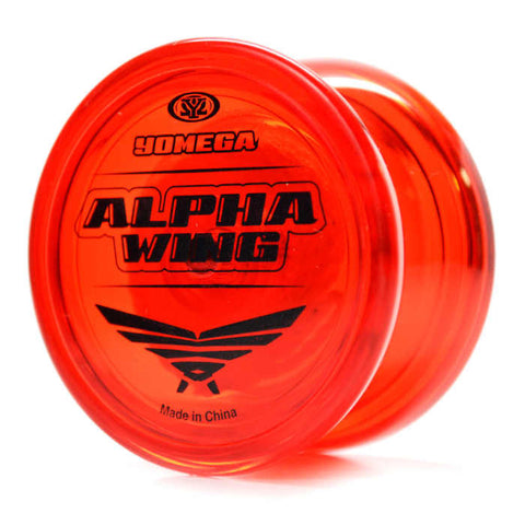 Alpha Wing Red