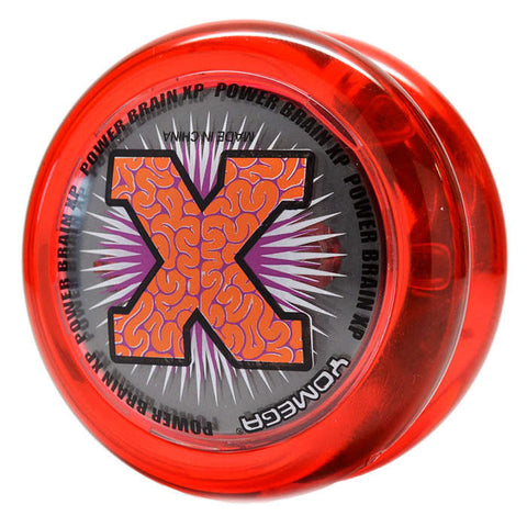 Power Brain XP Yo-Yo Red