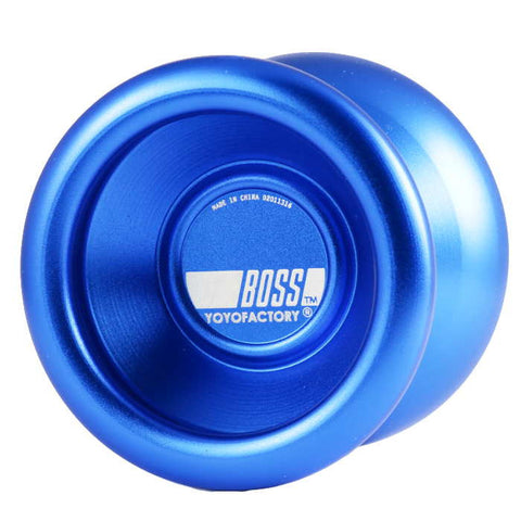 BOSS YoYo Blue