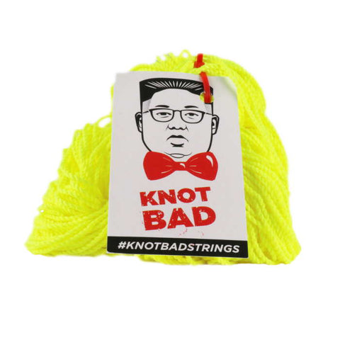 YoYoFactory KNOT BAD 10 Pack 100% Polyester Strings