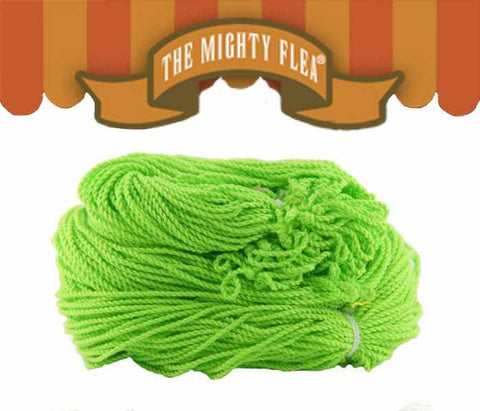 YoYoFactory 10 Pack MIGHTY FLEA 100% Polyester Strings