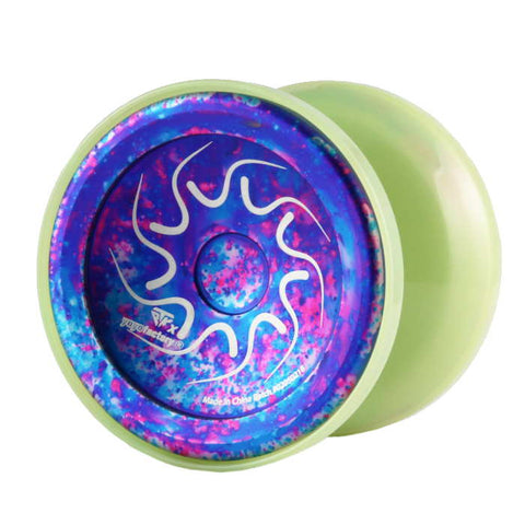 YoYoFactory Nine Dragons GLOW Yo-Yo