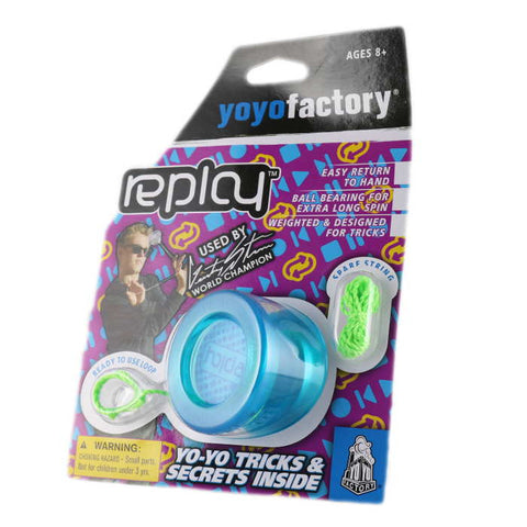 Replay YoYo Blue
