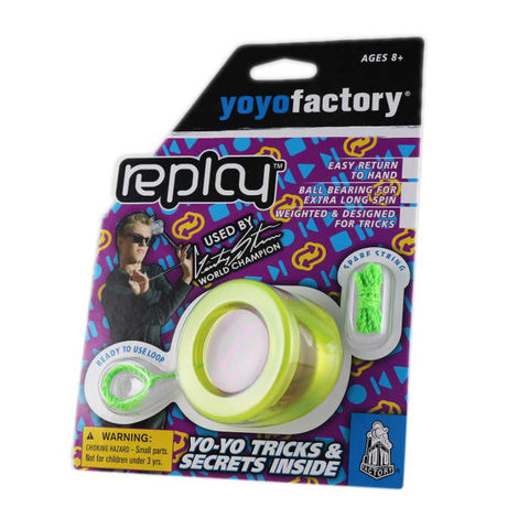 Replay YoYo Yellow