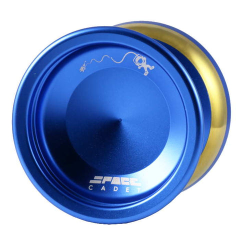 Space Cadet Yo-Yo Blue