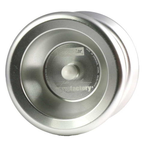 Superstar YoYo Silver