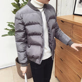 MRMT 2020 Brand Winter New Men's Jackets Cotton Overcoat for Male Baseball Cotton Jacket Outer Wear Clothing Garment