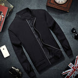 MRMT 2018 Brand Mens Bomber Jacket Thin Men Baseball Jackets Coat Solid Color Casual Jacket Overcoat For Male Clothing