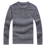 MRMT 2020 Brand Autumn and Winter New Men's Sweater Long-sleeved Casual Round Neck Pullover for Male Sweater Jackets