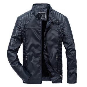 MRMT 2020 brand men's jacket new casual jacket men's pu leather jacket