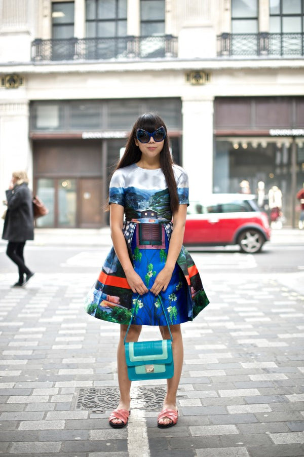 Susie Bubble x London Fashion Week