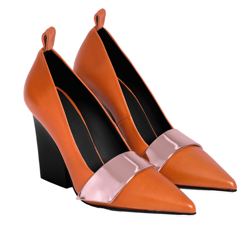 Nine to Fiver Terracotta Pump