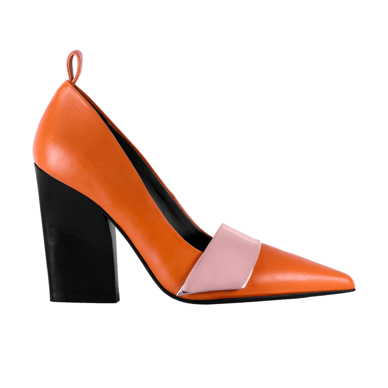 Nine to Fiver Terracotta Pump - Profile