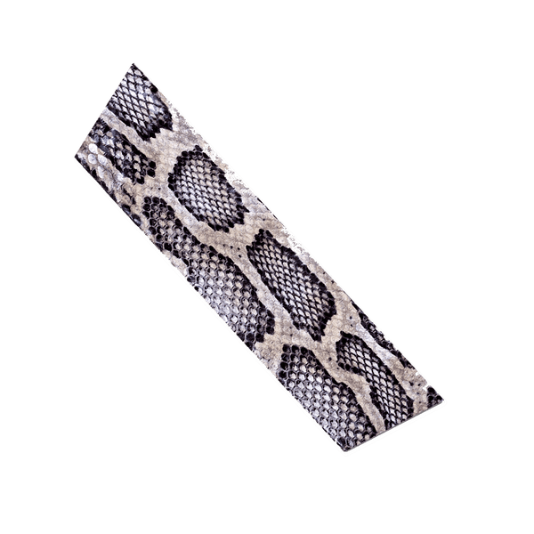 Customizable Strap in Ivory Snake