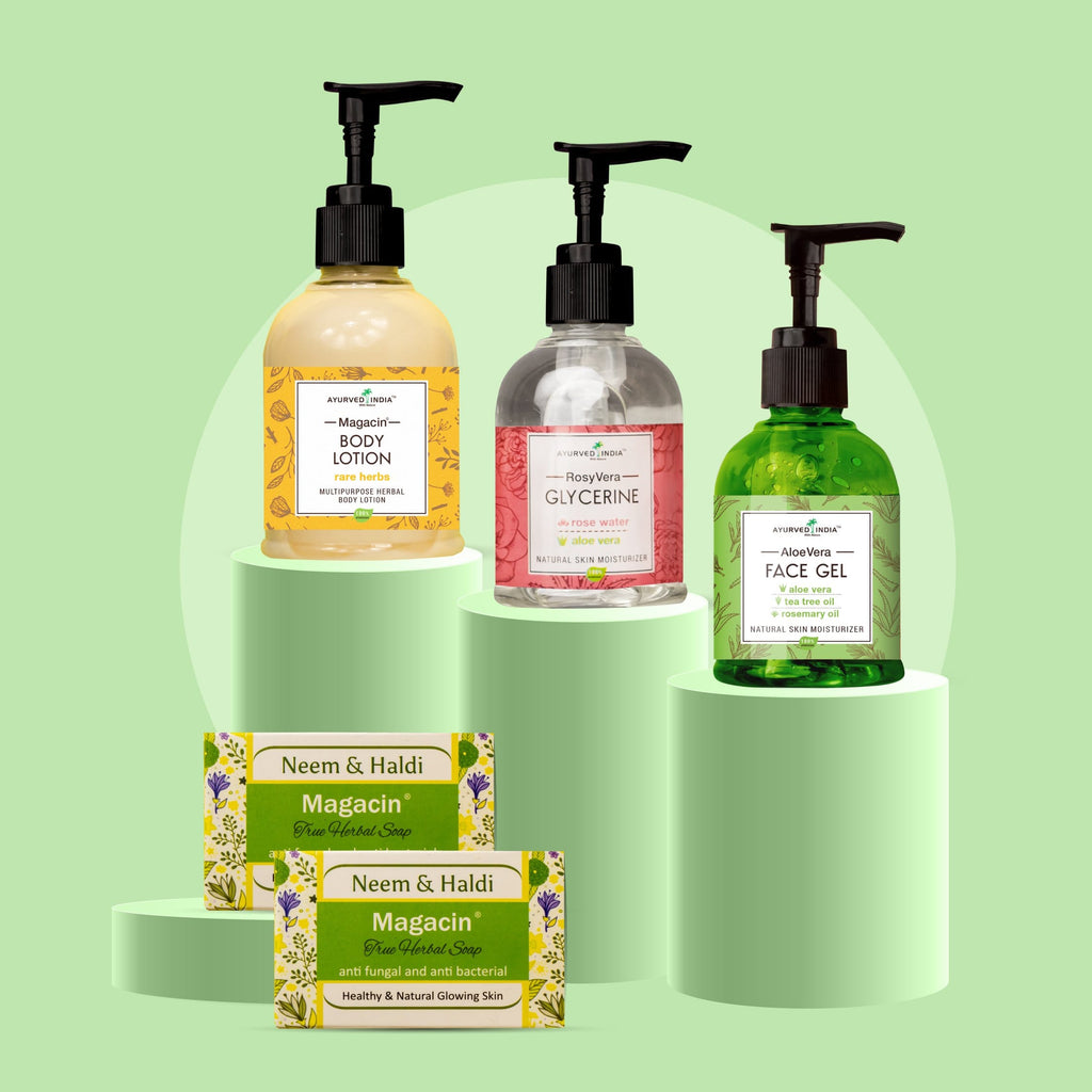 Skin Care Combo - Ayurved India