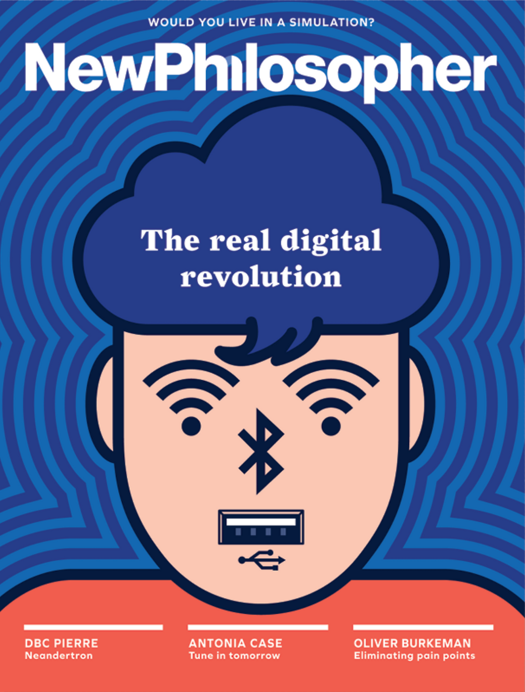 New Philosopher Magazine Issue #11 Technology