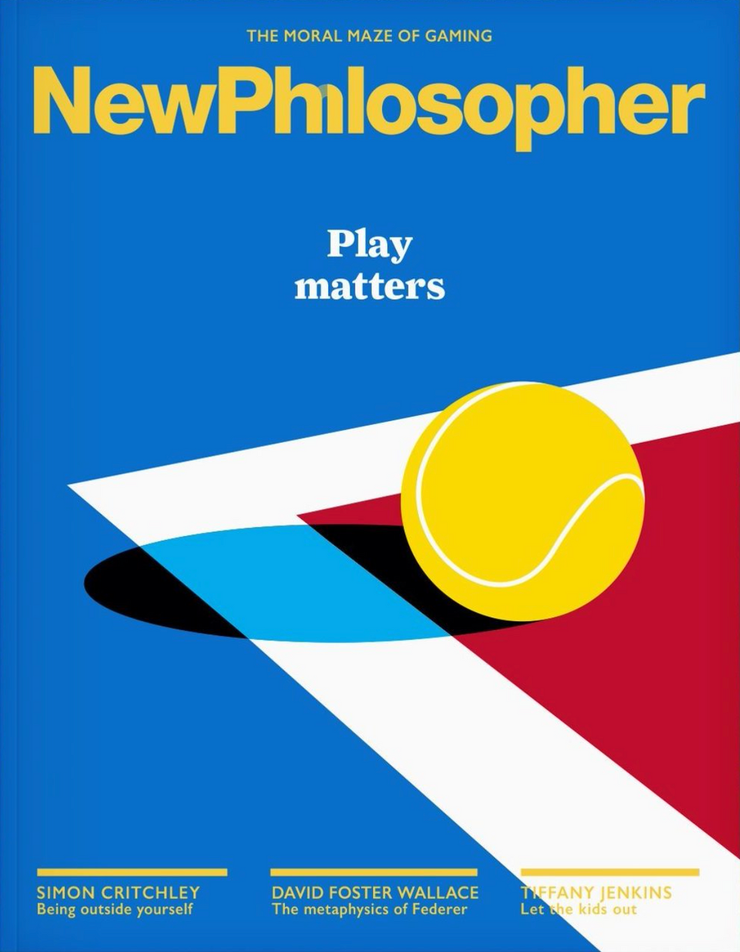 New Philosopher Magazine Issue #20 Play