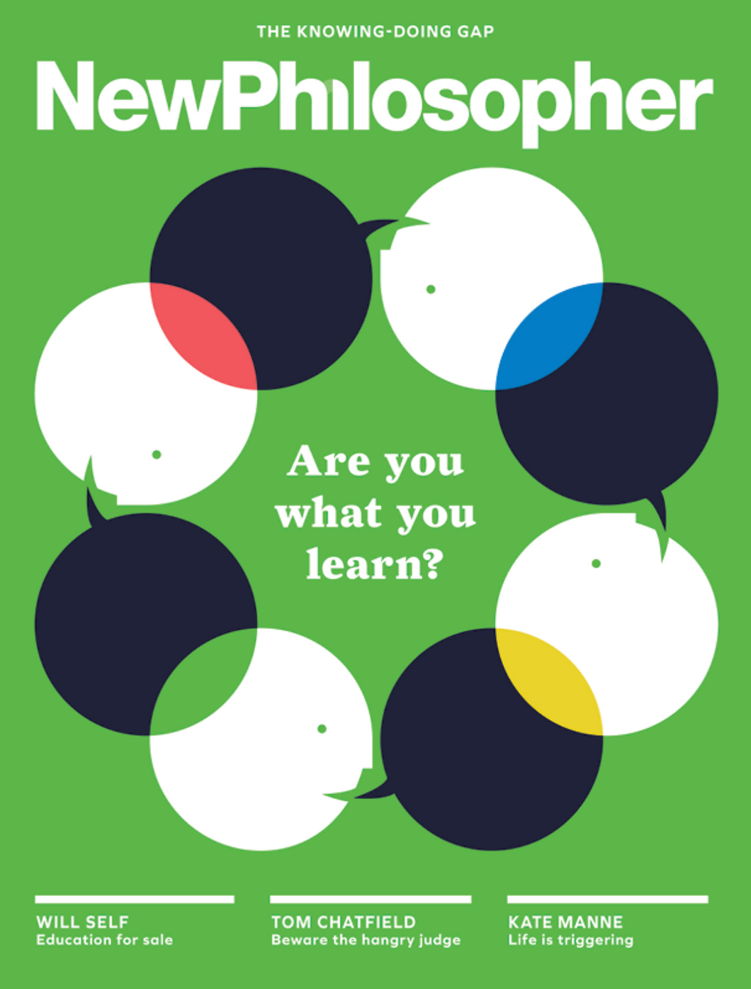 New Philosopher Magazine Issue #12 Education