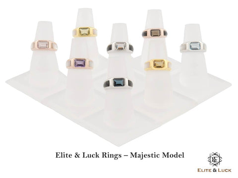 Rings - Majestic Model