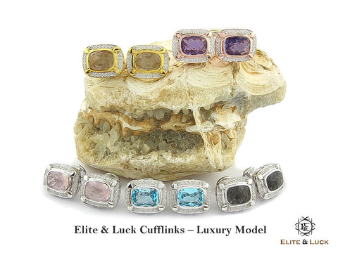 Cufflinks - Luxury Model
