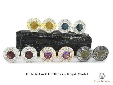 Cufflinks - Royal Model