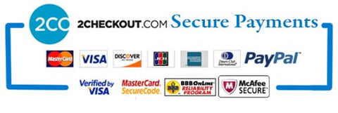 2Checkout Secure Payment