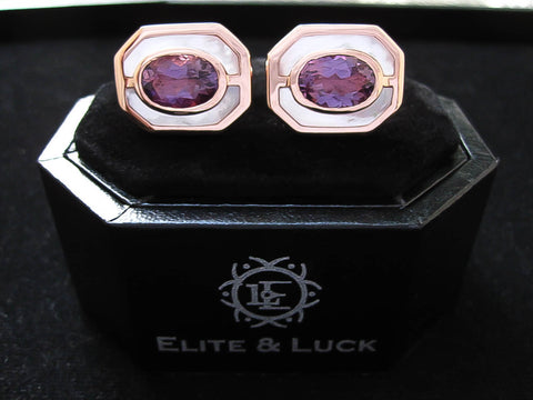 Express your Love to Him with Cufflinks on Valentine's Day