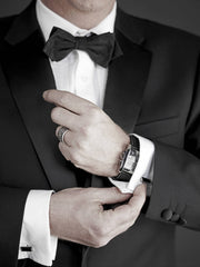 Luxury Cufflinks to Complement Your Luxury Watches