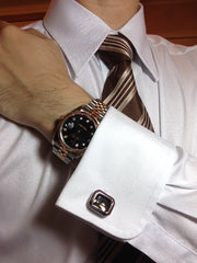 Why Should Men Wear Luxury Gemstone Cufflinks