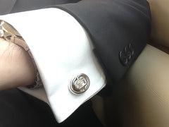 Elite & Luck cufflinks make a special statement