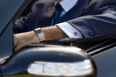 Cufflinks: Men's jewelry for your professional style