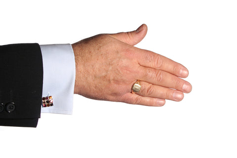 Wear Cufflinks and Start Impressing the People