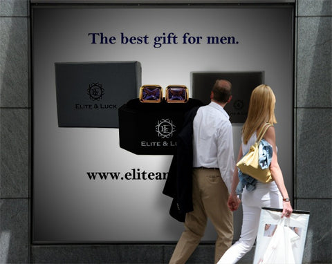 Elite & Luck Cufflinks: Perfect Gifts to Boost Aura