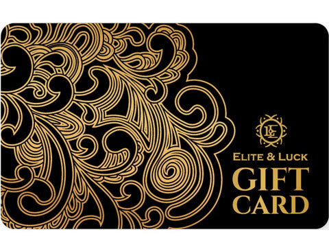 Elite & Luck - Gift Card