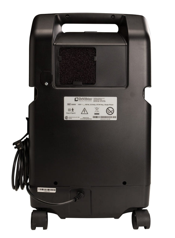 Compact Oxygen Concentrator, 5-Liter