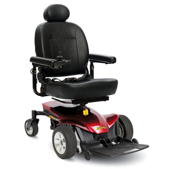 Pride Jazzy Elite ES Portable Power Chair