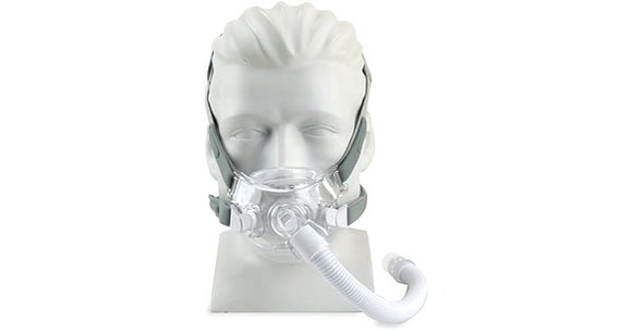 Philips Respironics Amara View Full Face CPAP Mask with Headgear