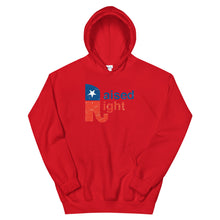 Load image into Gallery viewer, Raised Right Unisex Hoodie