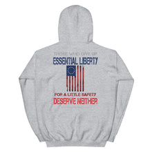 Load image into Gallery viewer, Essential Liberty Unisex Hoodie