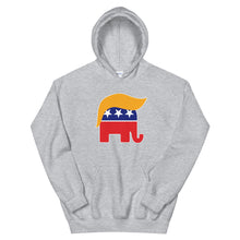 Load image into Gallery viewer, Trump Hair Unisex Hoodie