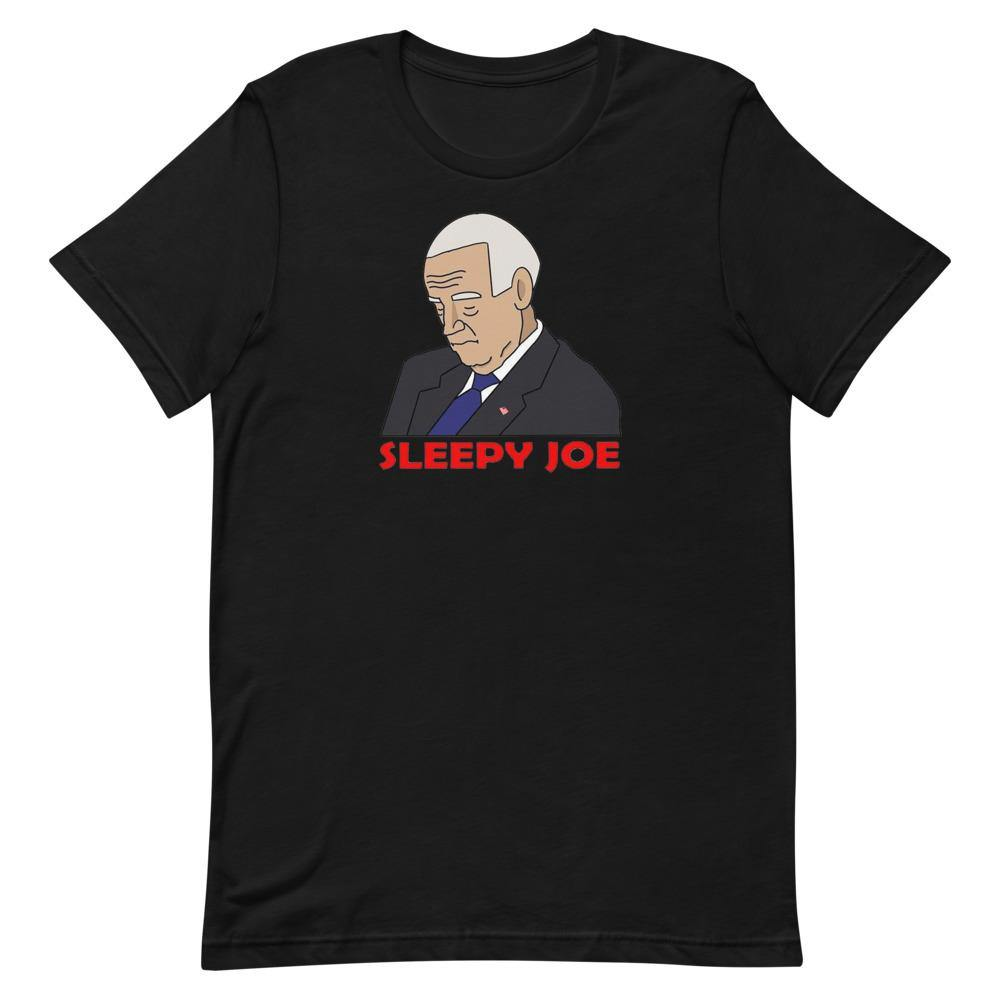 Sleepy Joe Short-Sleeve Unisex T-Shirt