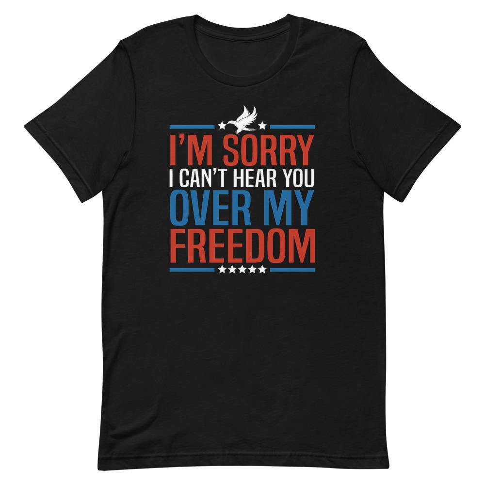 Hear My Freedom Short-Sleeve Unisex T-Shirt