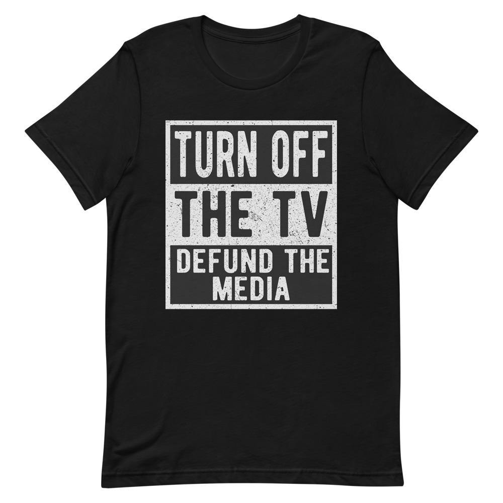 DEFUND MEDIA Short-Sleeve Unisex T-Shirt