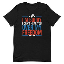 Load image into Gallery viewer, Hear My Freedom Short-Sleeve Unisex T-Shirt