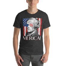 Load image into Gallery viewer, Merica Short-Sleeve Unisex T-Shirt